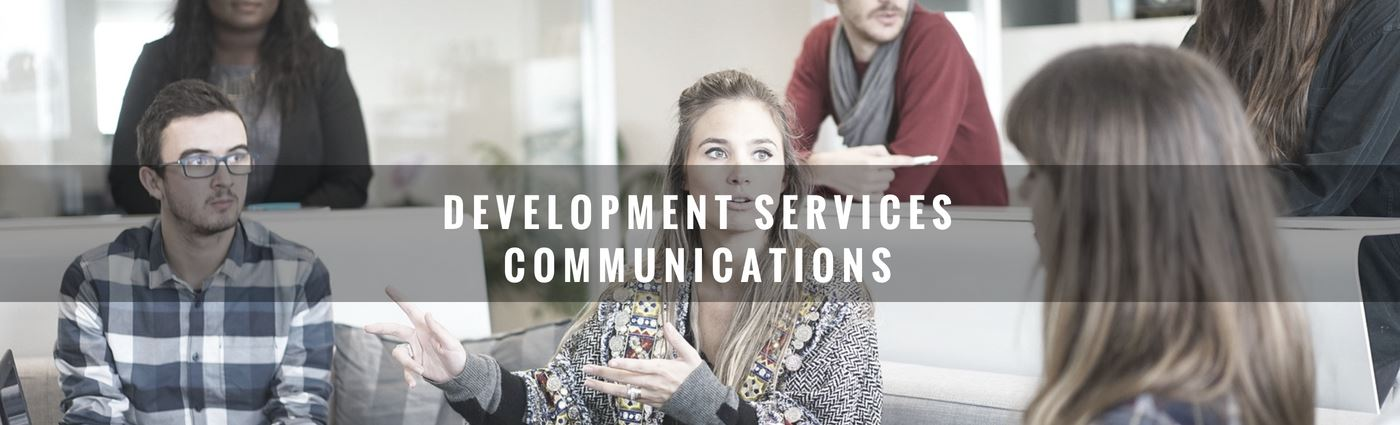 development services communications