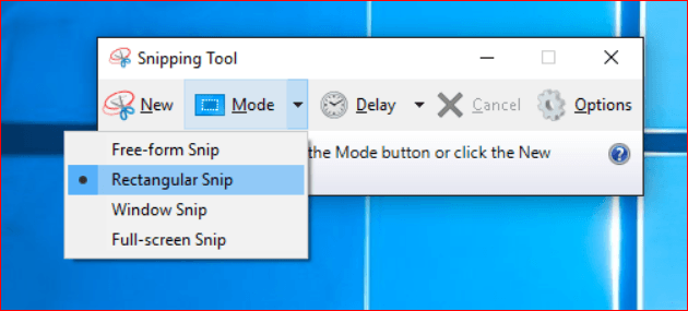 Snipping Tool Graphic