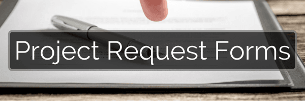 Project Request Forms